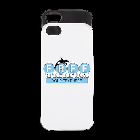 FREE TILIKUM PERSONALIZE iPhone 5/5S Wallet Case
