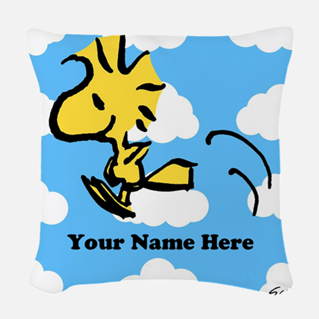 Personalized Woodstock Pillow