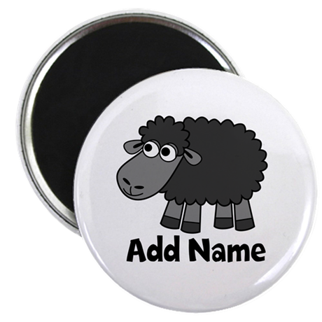 Add Name - Farm Animals Magnet