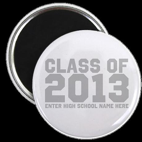 2013 Graduation Magnet