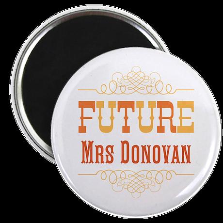 Orange Future Mrs Magnet