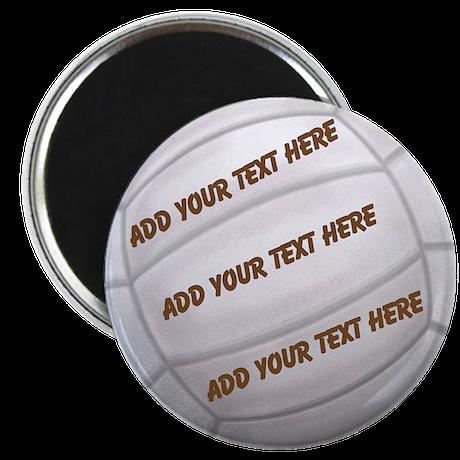 Beach Volleyball Magnet