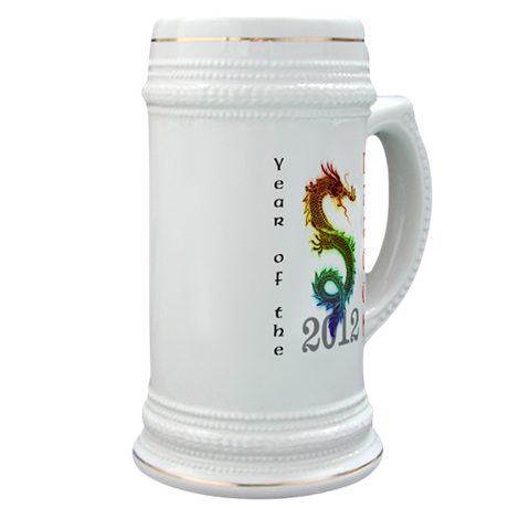 Year of the Dragon 2012 Stein