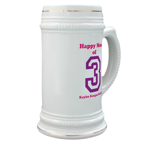 Personalized Mother Stein