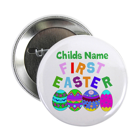"First Easter 2.25"" Button (10 pack)"