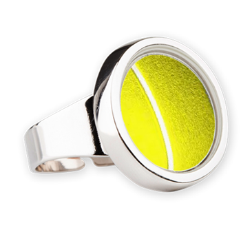 Tennis Ball Round Ring