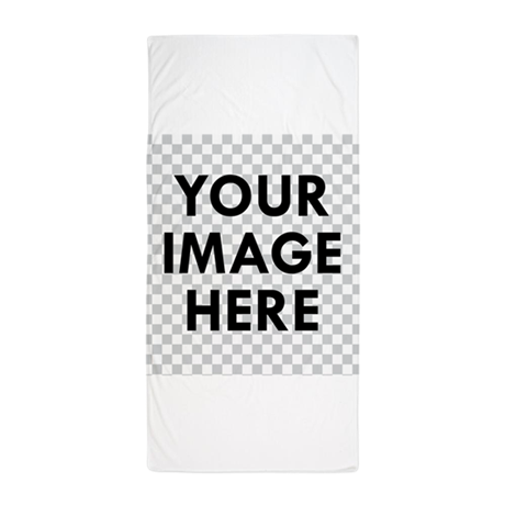 custom your image beach towel by mightyawesome. Black Bedroom Furniture Sets. Home Design Ideas