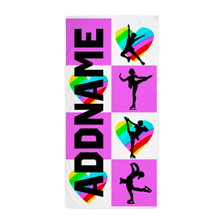 Awesome Skater Beach Towel