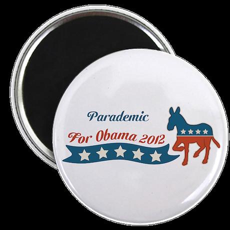 """Profession for Obama 2.25"""" Magnet (100 pack)"""