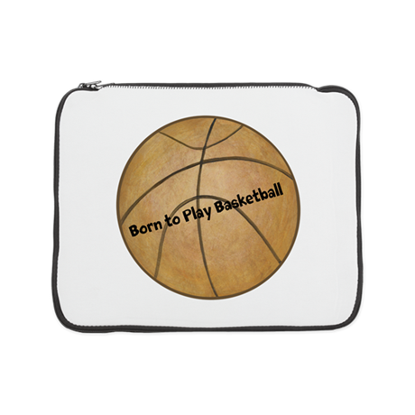 "Basketball 15"" Laptop Sleeve"