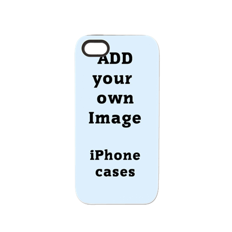 Add Image Iphone 5/5s Tough Case