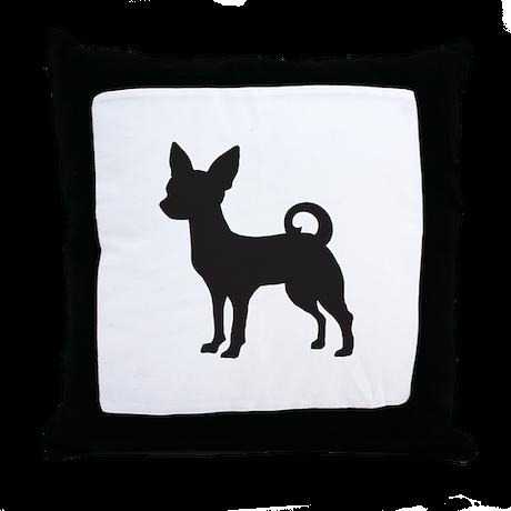 Chihuahua Throw Pillow
