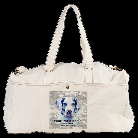 Personalize Pet Gifts! Duffel Bag