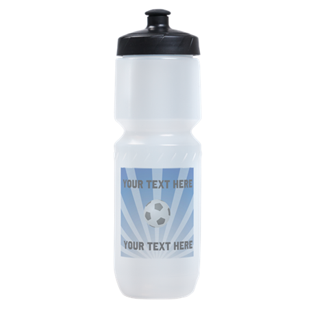 Personalized Soccer Sports Bottle