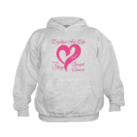 Personalize Front Kids Hoodie