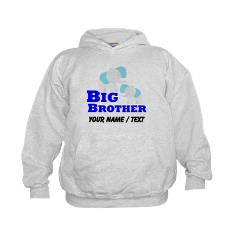 Custom Big Brother Elephant Hoodie