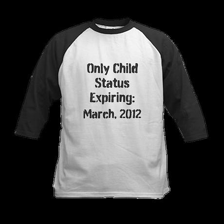 Personalized Big Sibling Kids Baseball Jersey