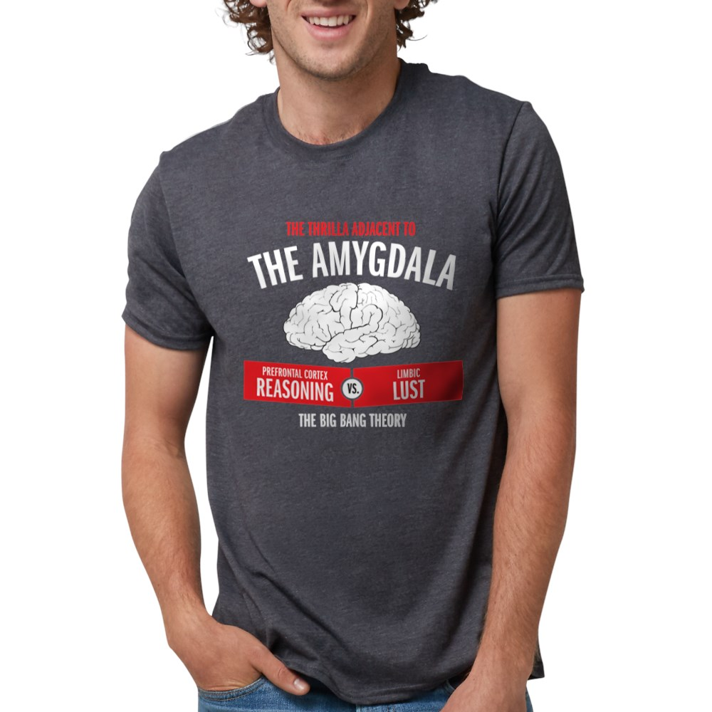 Big Bang Theory The Amygdala Tri Blend T-shirt