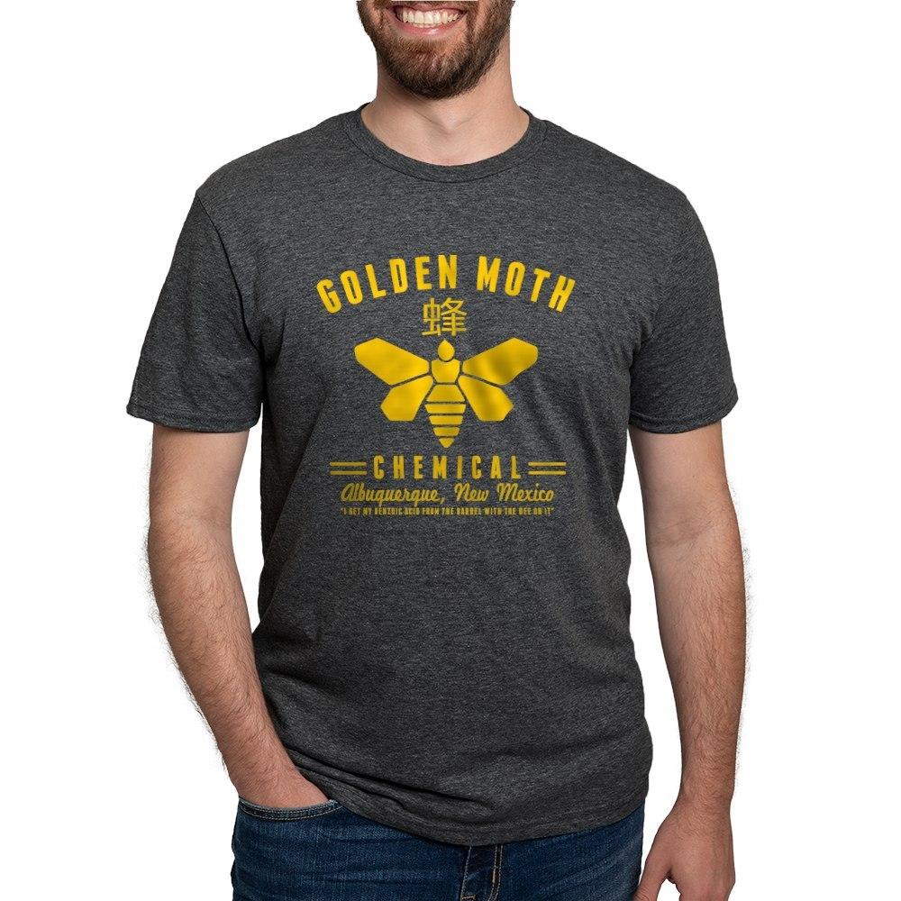 Golden Moth Chemical Breaking Bad Tri-Blend Shirt