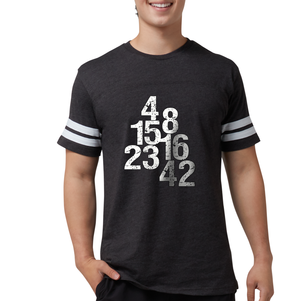 LOST Numbers Football Shirt