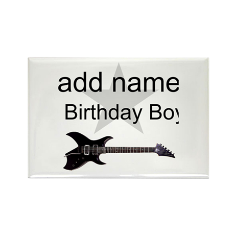 PERSONALIZE THIS Rectangle Magnet (100 pack)