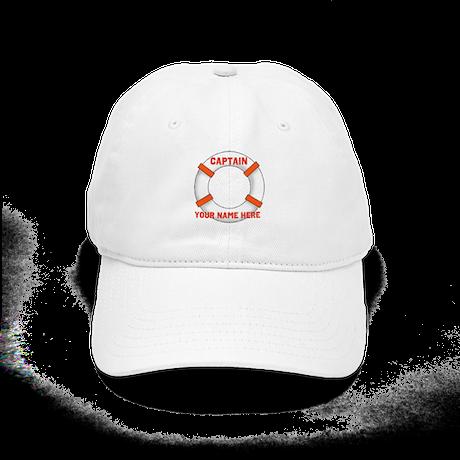 Customizable Life Preserver Cap