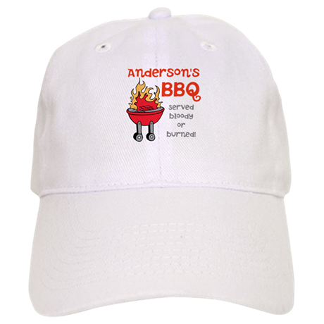 Personalized BBQ Cap