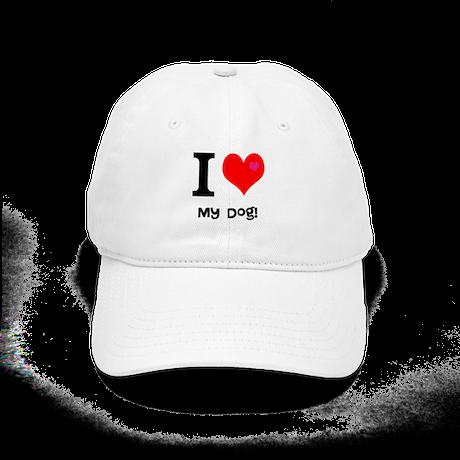 Personalised I Love... Cap