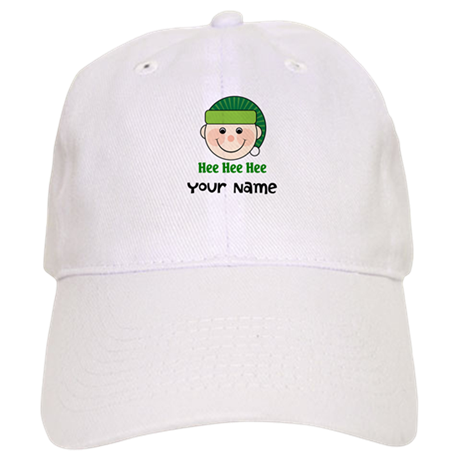Personalized Christmas Elf Cap