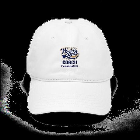 Personalized Coach Cap