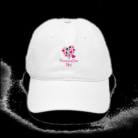 Valentine Puppy Cap