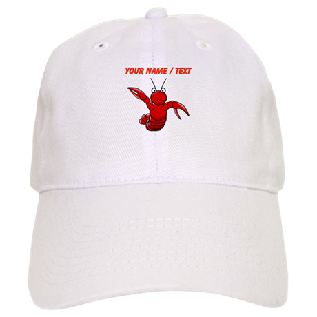 Custom Cartoon Lobster Cap