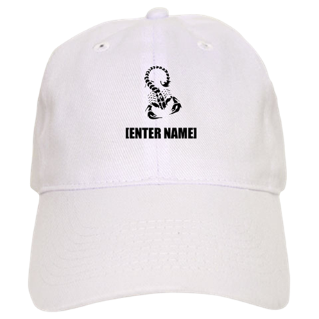 Scorpion Personalize It! Baseball Cap