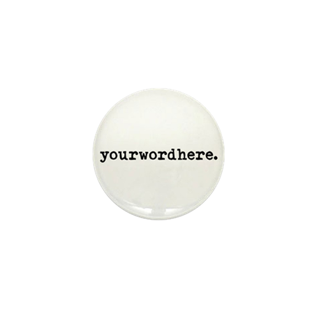 Create Your Own Mini Button (100 pack)