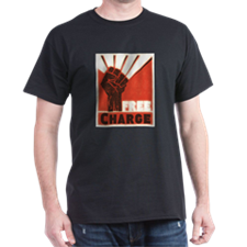 Free 2_dark T-Shirt