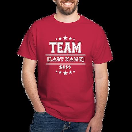 Team Family Dark T-Shirt