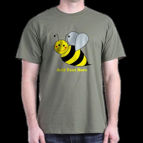 Cute Bumble Bee Dark T-Shirt
