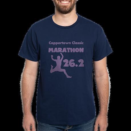 Purple Custom Marathon Dark T-Shirt