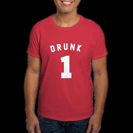 Custom Drunk Dark T-Shirt