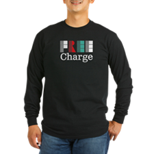 Free 3_dark Long Sleeve T-Shirt