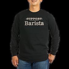 Support 7_dark Long Sleeve T-Shirt