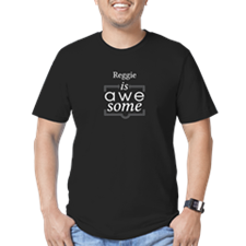 Is Awesome2_Dark T-Shirt