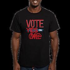 Vote for 8_dark T-Shirt