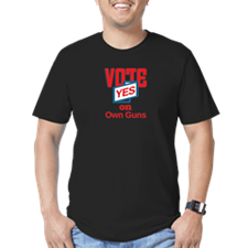 Vote Yes 1_dark T-Shirt