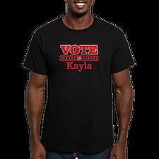Vote for 5_dark T-Shirt