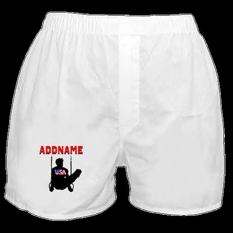 AMERICAN GYMNAST Boxer Shorts