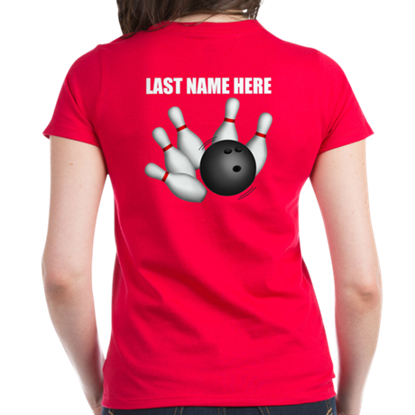 individual personalized bowling women 39 s t shirt by starzraven