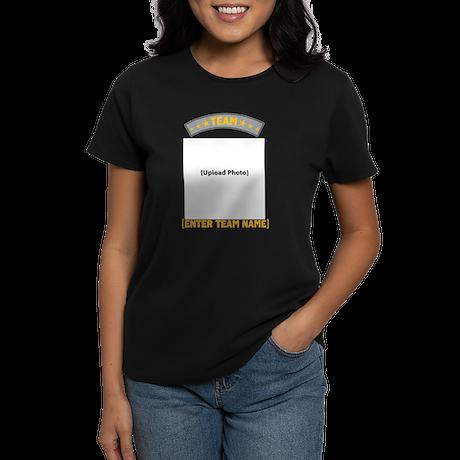 Team [photo] Women's Dark T-Shirt