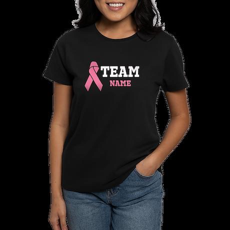 Team Support Women's Dark T-Shirt