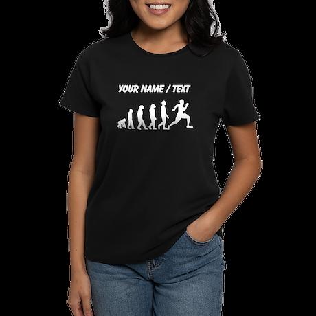 Custom Running Evolution T-Shirt